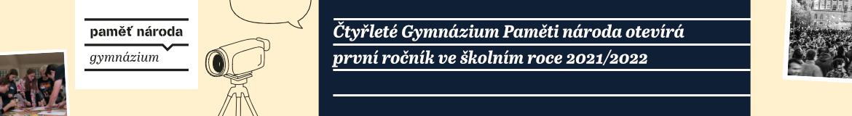 Gymnázium Paměti národa